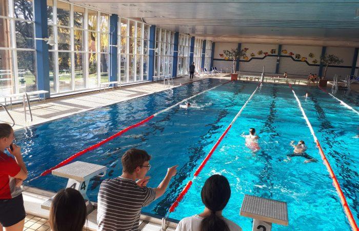 Schwimmabzeichen für das Sportabzeichen 2018